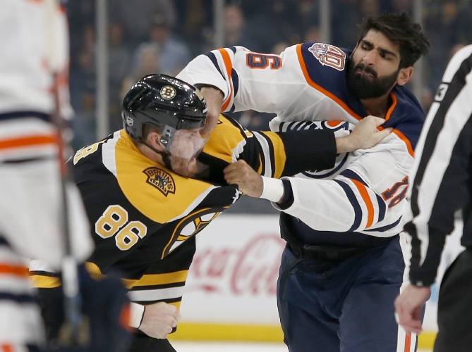 Marchand Nordstrom Score In 36 Second Span Bruins Win