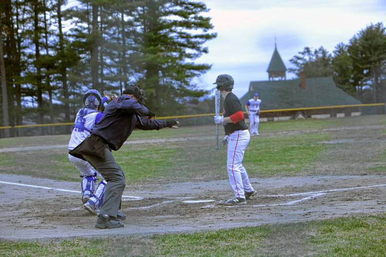 Boys' high schools: Gilford baseball picks up shutout win