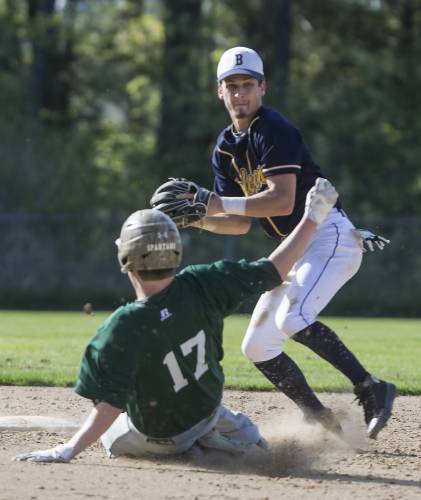 Capsule outlook of the area's high school baseball teams