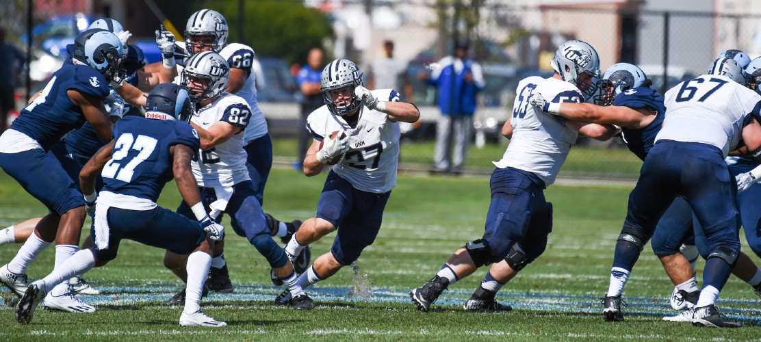Image result for unh football game
