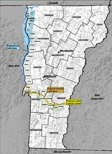 National Grid Proposes A Northern Pass Like Power Line From Quebec Through N H