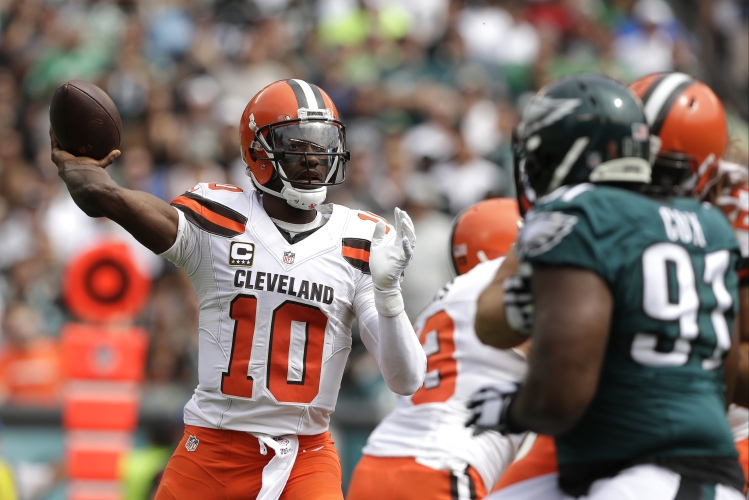 The smart money says Browns should move on from RGIII for good