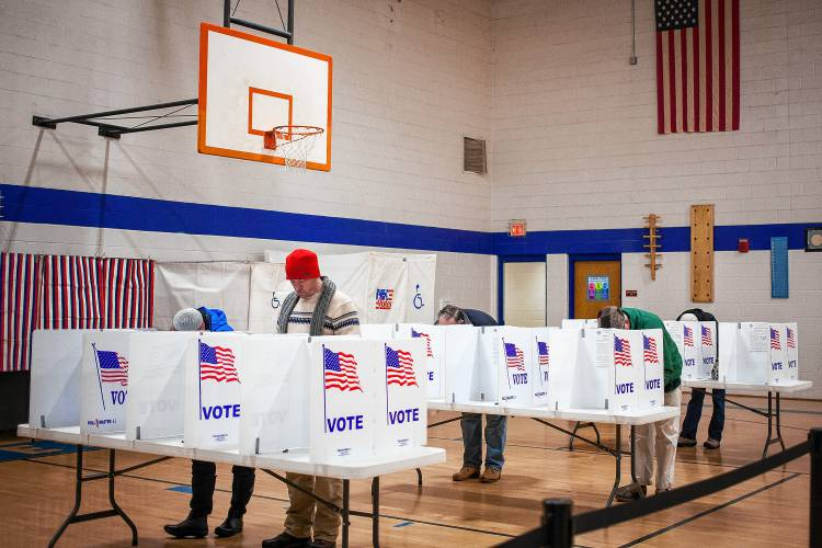 Delayed voting complicates results for some school districts