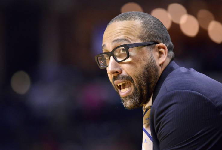 Former Heat assistant coach David Fizdale to lead Knicks