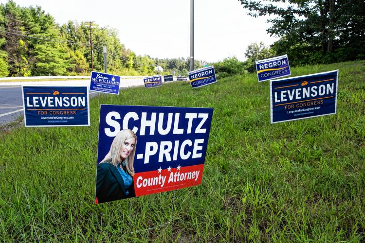 Everything You Always Wanted To Know About Political Yard Signs But Were Afraid To Ask
