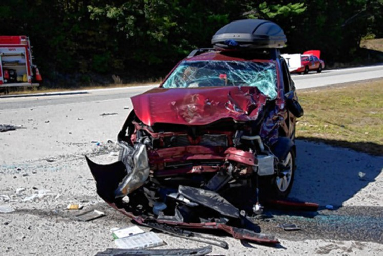 Subaru Bill Pay >> Three drivers injured in Route 106 crash that closed road for three hours