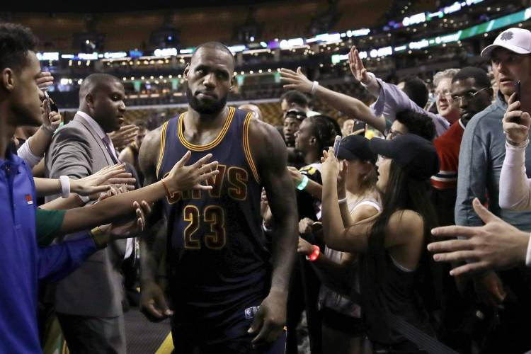 Cavs ready for adjustments from Celtics in Game 2
