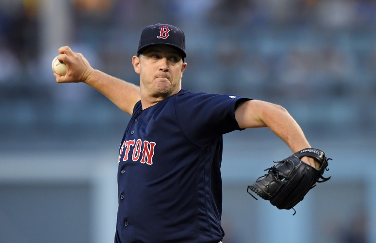 Boston Red Sox Place Steven Wright On 15-Day Disabled List