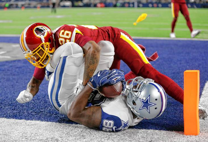 Nfl Considers A Change To The Catch Rule
