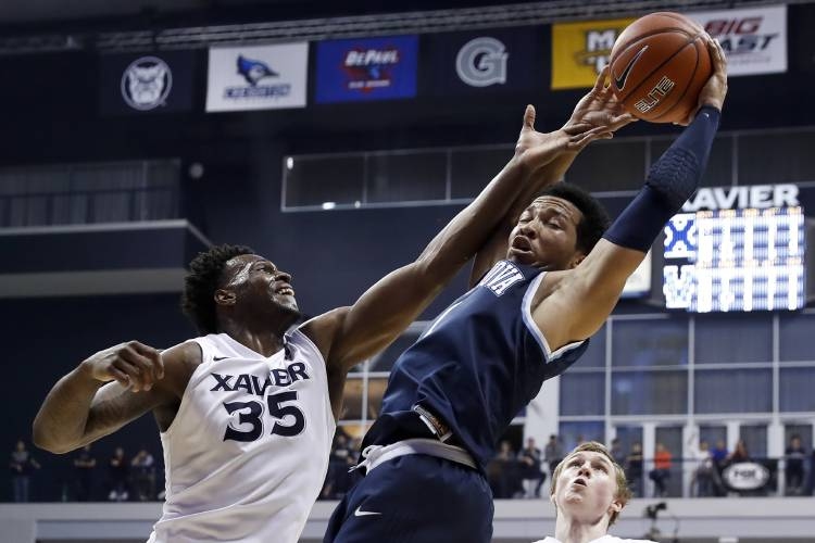 Capsules: Villanova alone atop Big East with win over Xavier