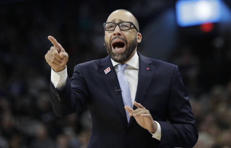 Knicks Hire David Fizdale As Head Coach On Four-Year Deal