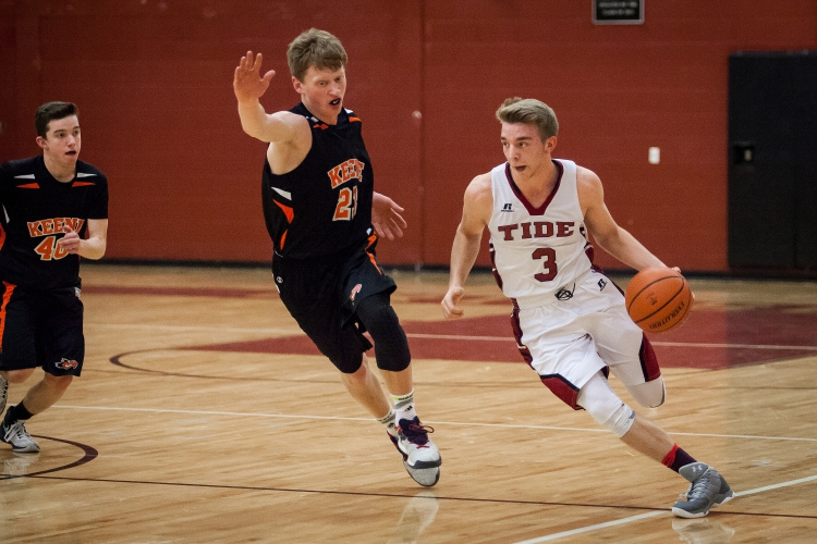 High Schools: Concord's Giroux reaches 1,000 points in OT loss to Keene