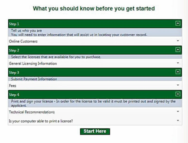 State warns of online scam selling fake fishing licenses for New hampshire fishing license