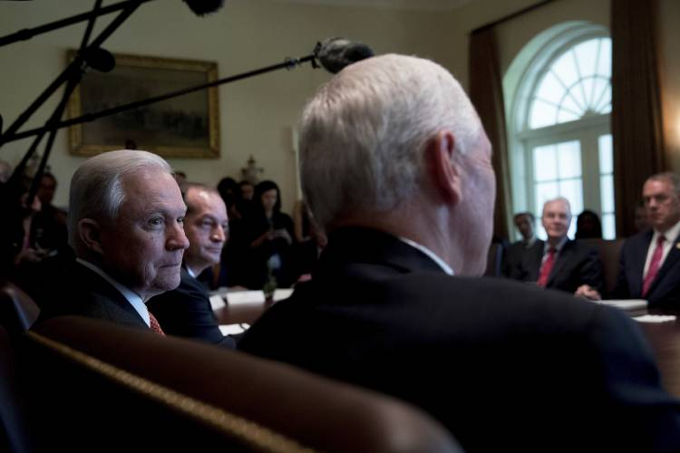 Jeff Sessions To Testify Before Senate Intelligence Committee