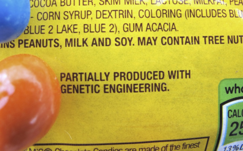 Concord Monitor - GMO labeling begins in Vermont