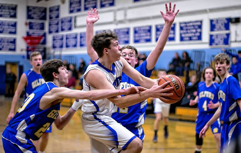 High schools: Inter-Lakes defends home court, fends off red-hot Gilford
