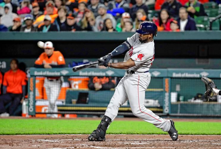 Red Sox get Bradley back, lose Holt to vertigo