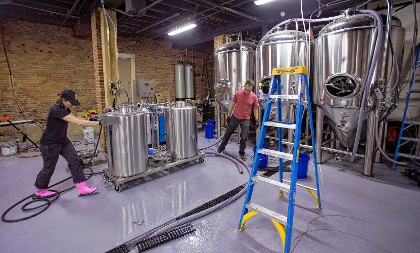 Concord Craft Brewing Co Concord Nh