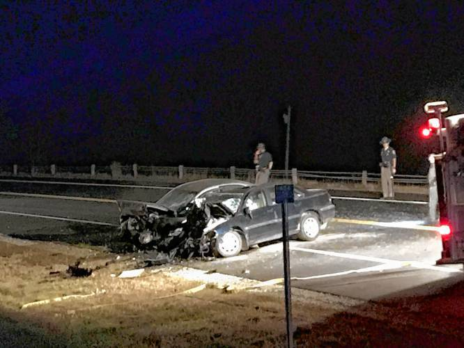 Vermont woman arrested after head-on crash kills 2
