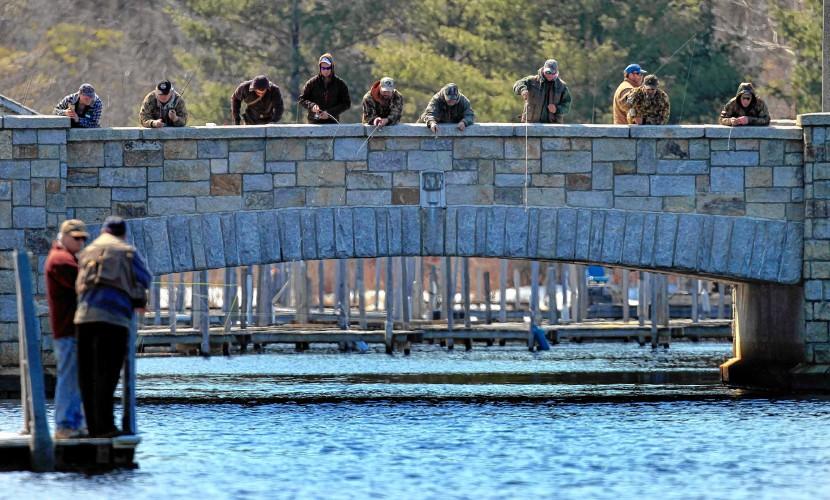 Early season fishing looking good for Lake meredith fishing report