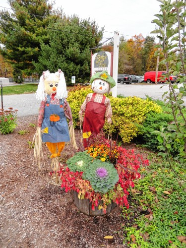 Scarecrows have long history