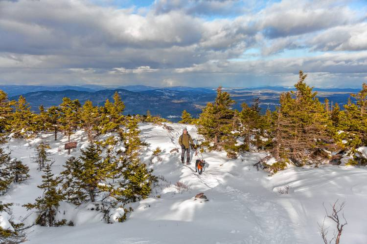 Cold Weather Ices Plans For Adirondack 'First Day' Hikes