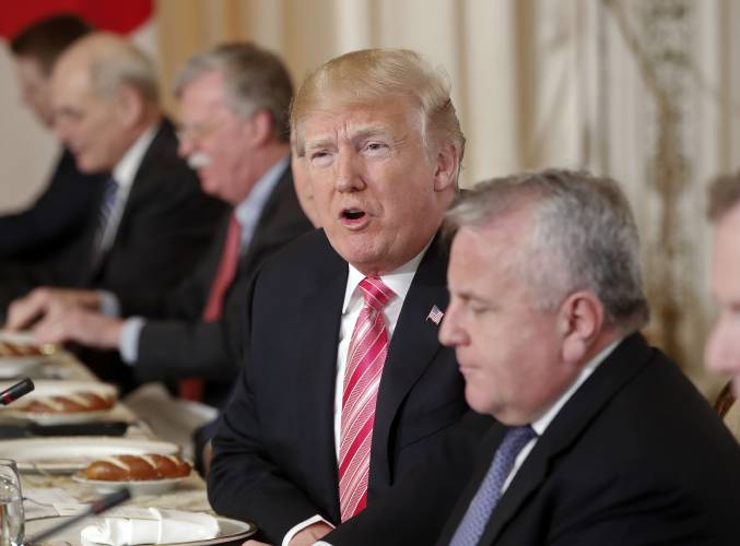 Trump says unless N. Korea summit 'fruitful' he'll pull out