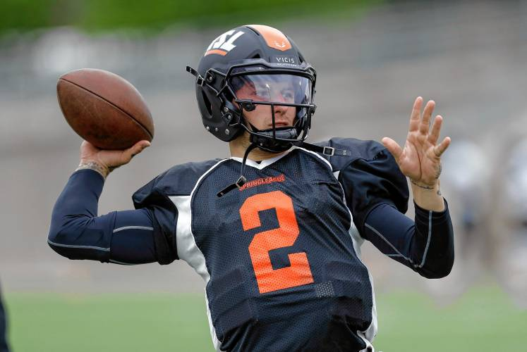 Manziel to make first CFL start for Montreal on Friday 13bbe30e8