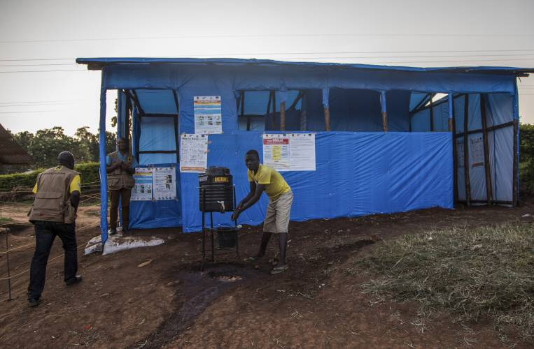 Second Ebola death reported in Uganda after outbreak crosses border
