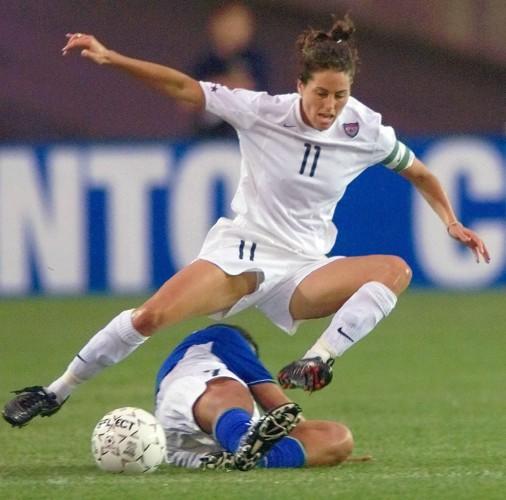 Women S Soccer History repeats:...