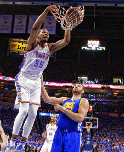Kevin Durant is coming to Boston ... for a free agency visit