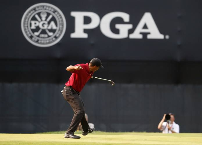 Thanks to Tiger Woods, PGA Championship ratings soar