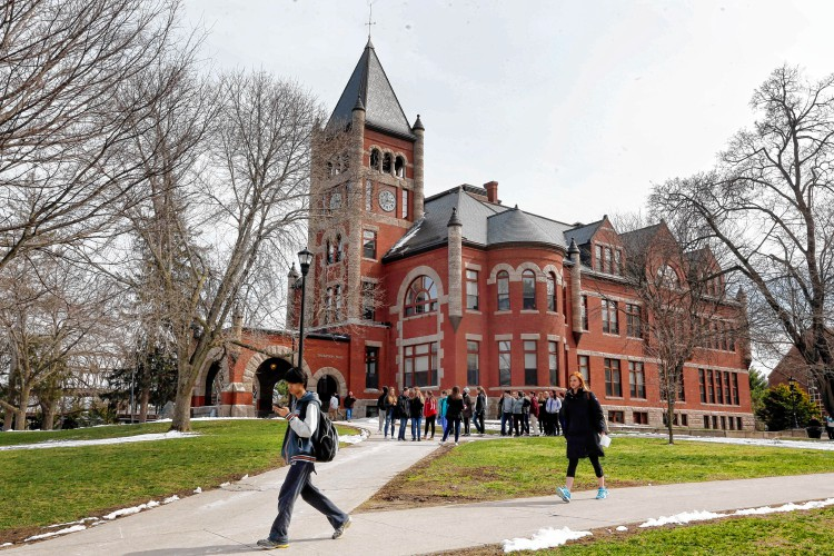 University Of Nh >> Money Ranks Unh Among Top 100 Colleges For The Money