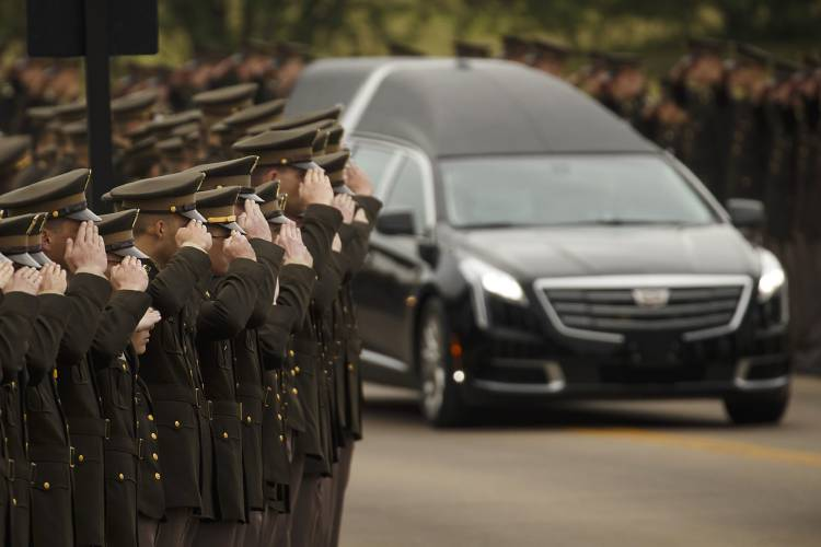 Barbara Bush's funeral: Why Melania Trump, Michelle Obama, Hillary Clinton attend