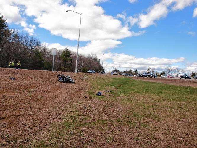MA man killed in New Hampshire motorcycle crash