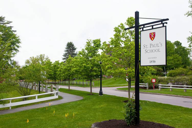 St. Paul's School finds evidence of sex assault against ...