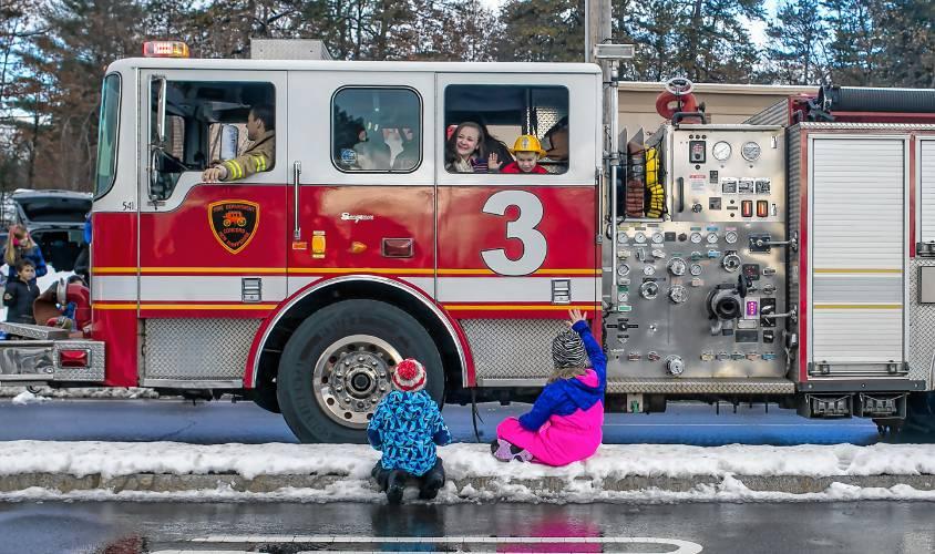 Concord Christmas Parade 2019 PHOTOS: The 69th annual Concord Christmas Parade