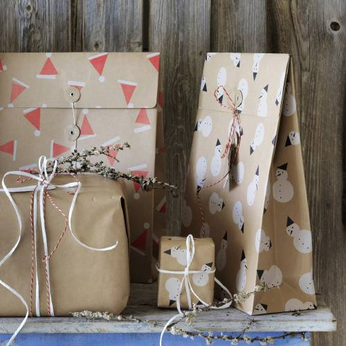 Gift Wrapping Trends Jazzy But Sustainable
