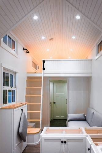 Remarkable N H Tiny House Company Has Big Plans For The Future Home Interior And Landscaping Oversignezvosmurscom