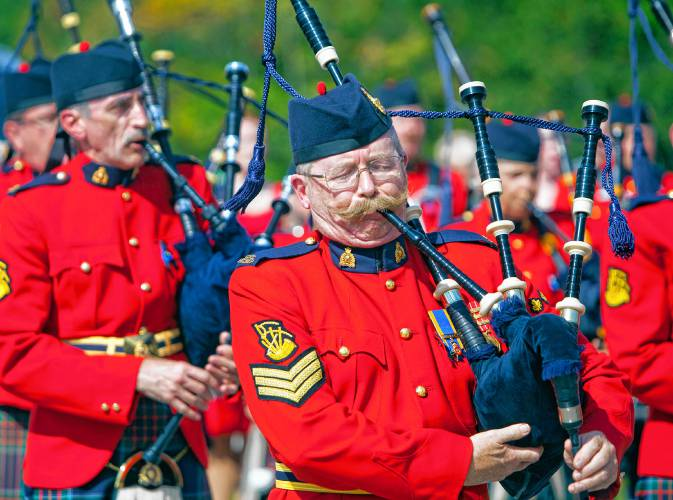 Scottish traditions on display at festival