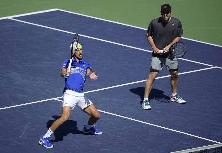 Federer Reaches Indian Wells Final After Nadal S Withdrawal