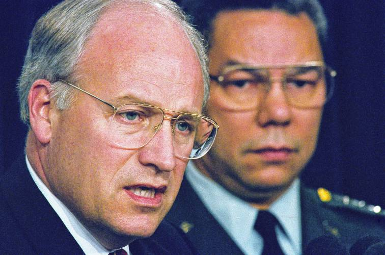 Post Op Ed Dick Cheney Of Vice Just Craves Power The