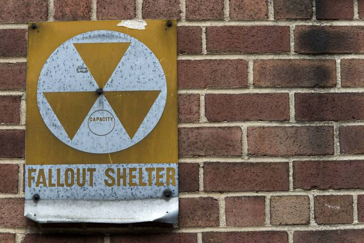 Heed Old Shelter Signs If Nuke Is Really Coming Maybe Not
