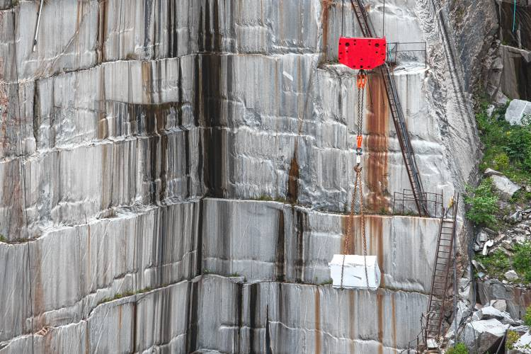 Swenson Granite is still quarrying hard but wants to do it