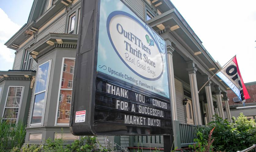 Concord Developer Announces Purchase Of Outfitters Thrift Store