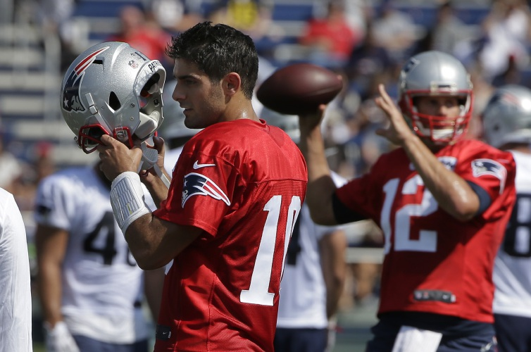 Garoppolo Ready For New Starring Role With Patriots