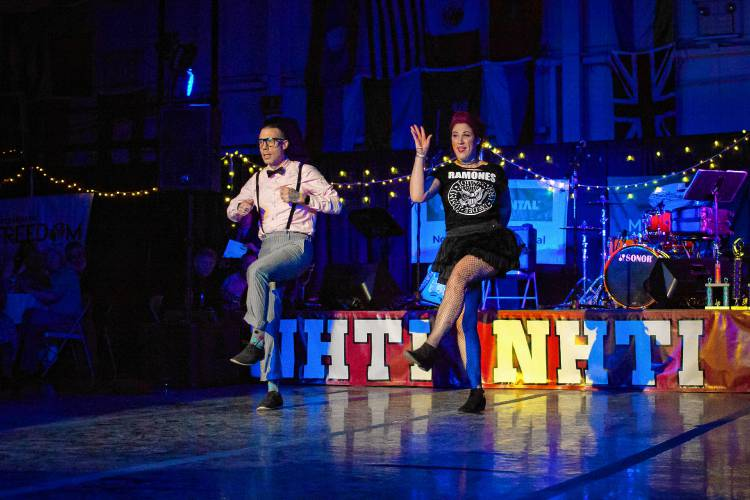 PHOTOS: Dancing with the Concord Stars at NHTI