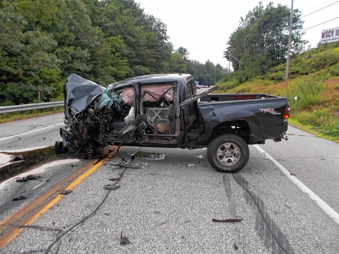 Concord Teen Survives Head On Collision With Mack Truck On