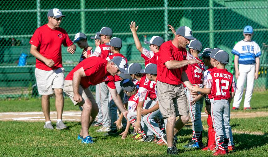 Concord Little League All-Stars drop Game 1 of state final