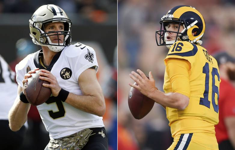 Saints Rams Nfc Title Game A Clash Of Like Minded Coaches